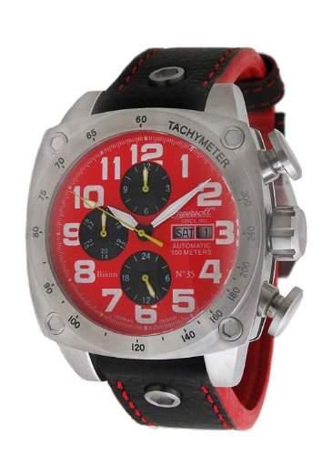 Ingersoll Ingersoll Bison NO35 Automatik Herren Uhr IN2808RD