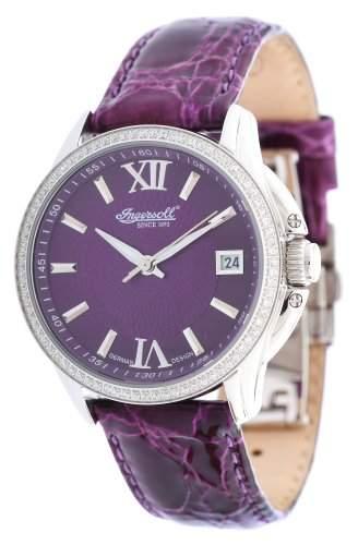 Ingersoll Damen Armbanduhr Piegan Limited Edition Lila In8006Pu