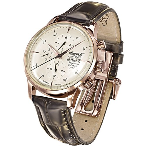 Ingersoll Armbanduhr Columbia N0 1 IN2819RCR