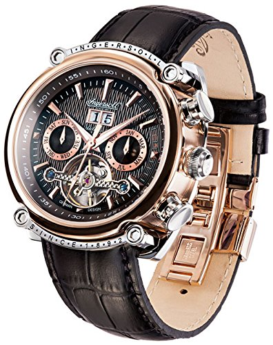 Ingersoll Armbanduhr IN6909RBK Herrenuhr