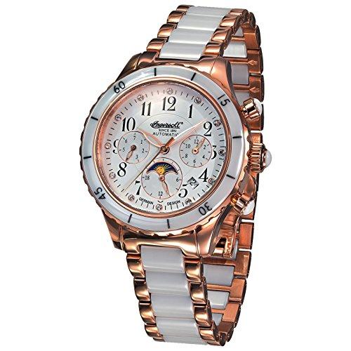 Ingersoll Damen Armbanduhr Chihnanua Automatik IN2712RWHM
