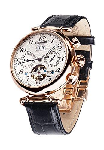Ingersoll Walldorf II Chronograph Automatik Leder IN1319RSL