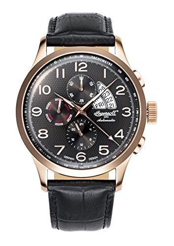 Ingersoll Herren Armbanduhr IN1514RBK