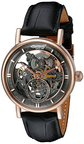Ingersoll Unisex Armbanduhr Analog IN1918RBK