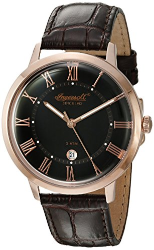 Ingersoll INQ043BKRS Armbanduhr INQ043BKRS