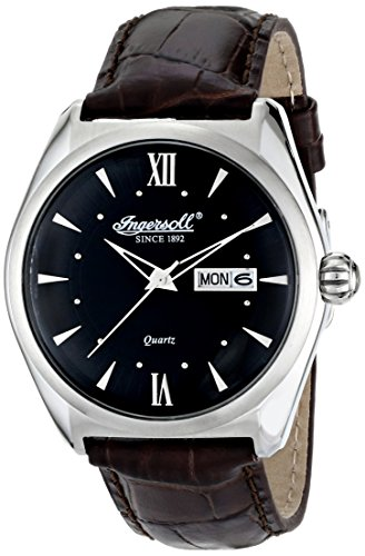 Ingersoll Herren Armbanduhr INQ002BKSL