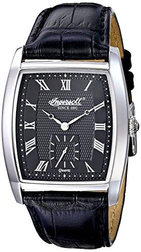 Ingersoll Herren Armbanduhr INQ004BKSL