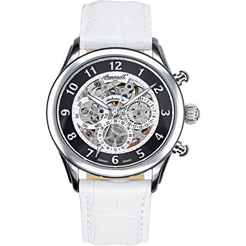 Ingersoll Herren Armbanduhr IN1413BKWH