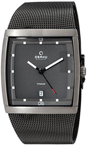 Herren Obaku Armbanduhr v102gdtjmj