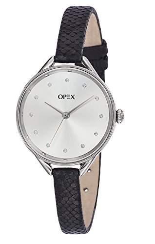 Opex Damen-Armbanduhr See You Soon Analog Quarz Leder X4051LA1