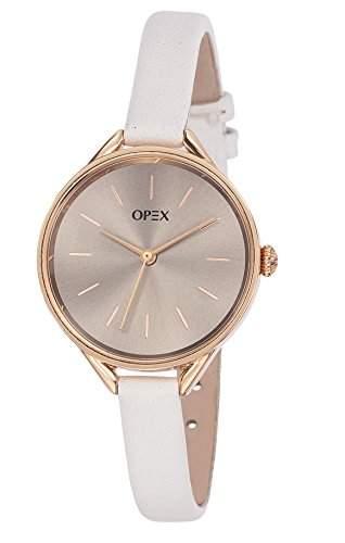 Opex Damen-Armbanduhr See You Soon Analog Quarz Leder X4056LA1