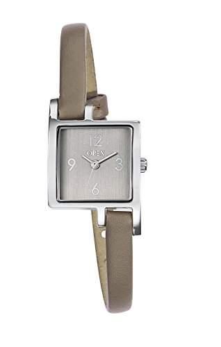 Opex Damen-Armbanduhr Analog Leder X3231LB3