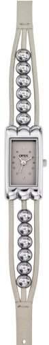 Opex Damen-Armbanduhr Analog grau X3501LA3