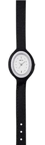 Opex Damen-Armbanduhr Analog Quarz Leder X3721LA1
