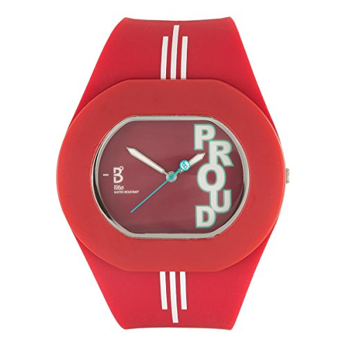 B360 WATCH Unisex Armbanduhr B PROUD Liverpool Medium 3 bars Analog Quarz Silikon 1050022