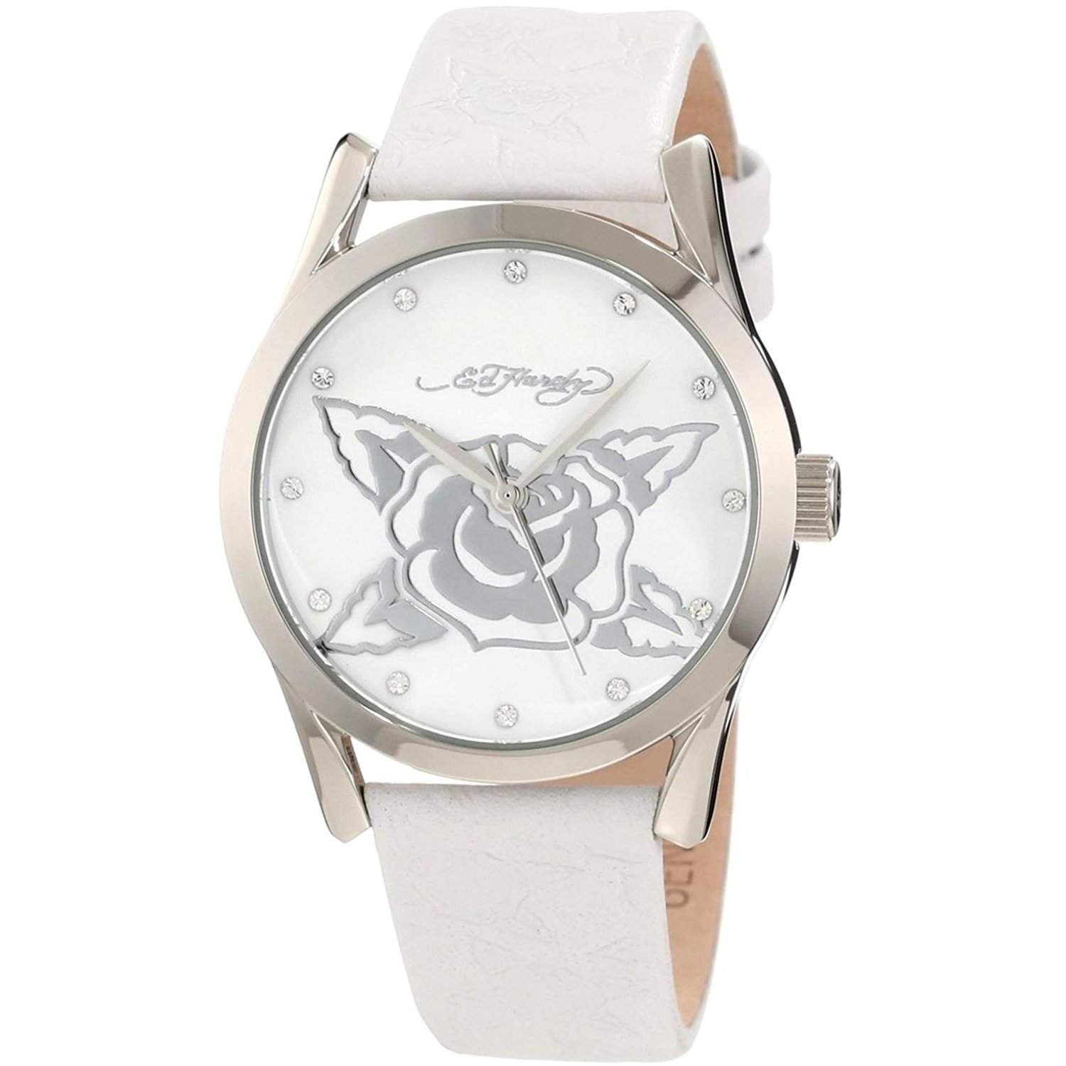 Ed Hardy BS-WH Damen Uhr