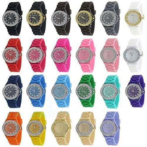 DragonPad 12 * Damen Sport Uhren Armbanduhren Damenuhr Kinderuhr Sportuhr Digital Silikon Wrist Watch