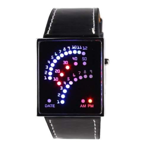 DragonPad Mode Herren Sport Uhren Armbanduhren Herrenuhr Sportuhr Digital Wrist Watch schwarz
