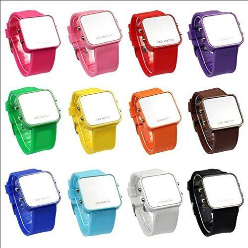 DragonPad 10 Analog Damen Sport Uhren Armbanduhr Sportuhr Quarz Geschink