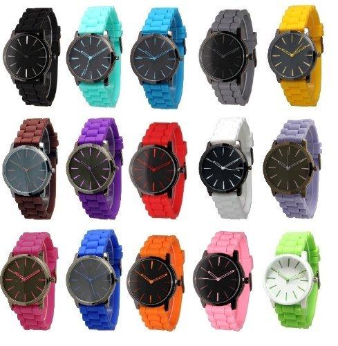 DragonPad 10 Unisex Damen Herren Sport Uhren Armbanduhren Sportuhr Digital Silikon Wrist Watch