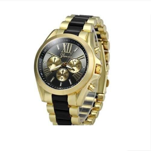 Armbanduhr Herrenuhr Uhren Uhr Analog Geschink watch gift schwarz
