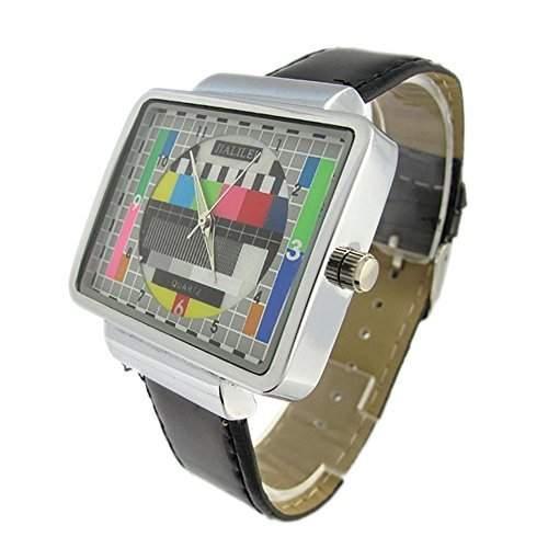 DragonPad Mode Herren Sport Uhren Armbanduhren Herrenuhr Sportuhr Analog Wrist Watch schwarz