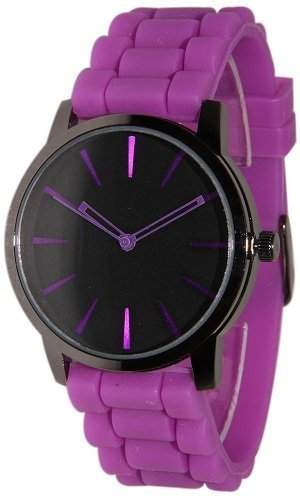 DragonPad Analog Damen Sport Uhren Armbanduhr Damenuhr Sportuhr Quarz Geschink lila