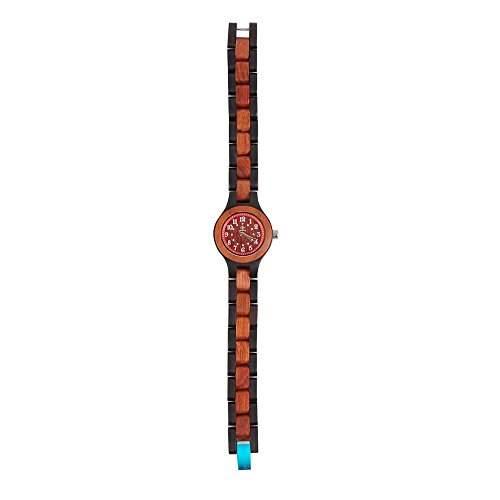 Holz-Armbanduhr Armbanduhr Damenuhr Damen Holz Damenarmbanduhr Uhren Sandelholz Natur Gesund