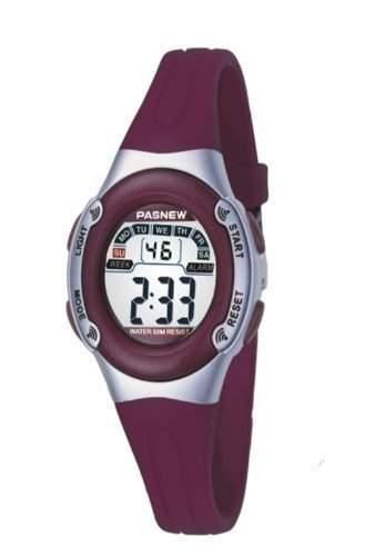 DragonPad LED Digital Damen Kinder Sport Uhren Armbanduhr Damenuhr Kinderuhr Sportuhr wasserdicht Gummi