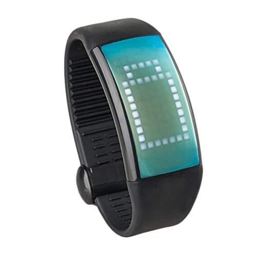 Teckey ® Intelligent Motion Armband Smart Watch Schlafueberwachung Schrittzaehler Sport Uhr