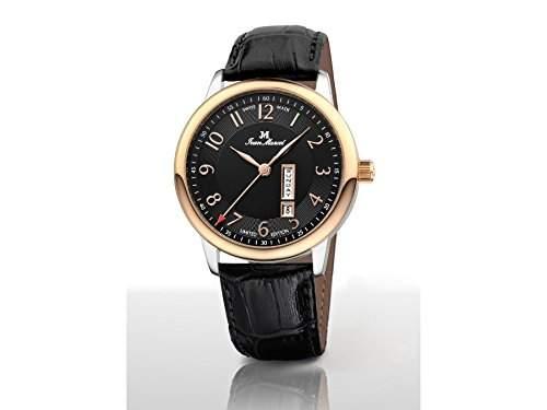 Jean Marcel Herren-Armbanduhr Palmarium Automatik 16127135