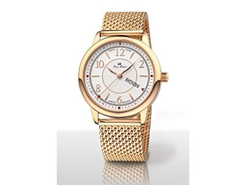 Jean Marcel Herren-Armbanduhr Palmarium Automatik 57027153
