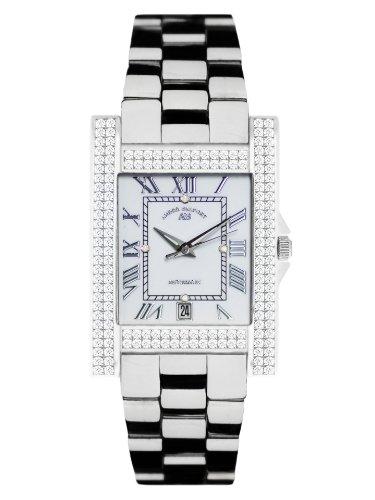 Andre Belfort Damen Armbanduhr Hera Weiss Stahl 410123