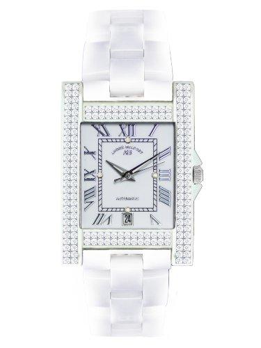 Andre Belfort Damen Armbanduhr Hera Weiss 410119