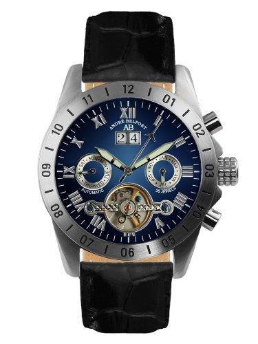 Andre Belfort Herren Armbanduhr Galactique Blau 410016