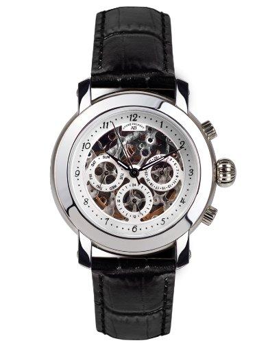 Andre Belfort Herren Armbanduhr Intemporelle Stahl 410045