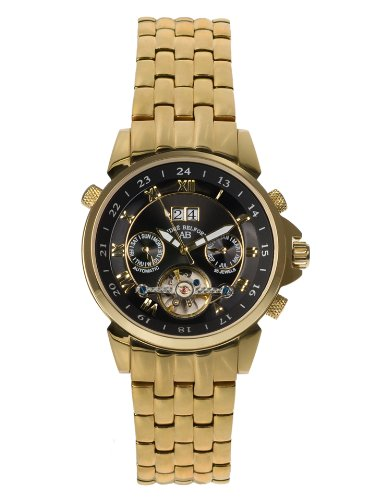 Andre Belfort toile Polaire Gold Schwarz 410134