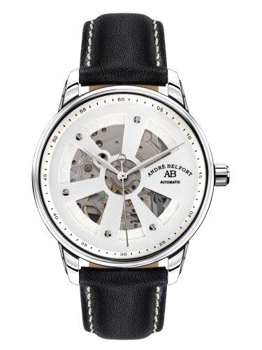 Andre Belfort Roue Du Temps Leder Silber 410169