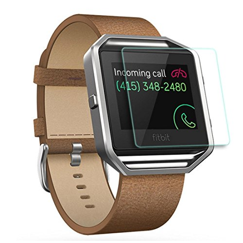 fuer Fitbit Blaze Ularmo 3pc HD Film Intelligent Display Schutz