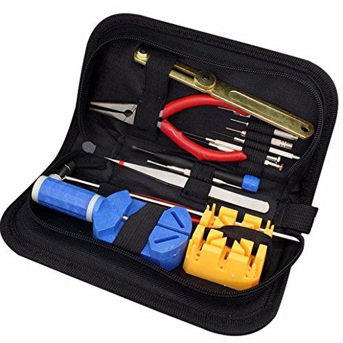 Reparatur Tool Kit zu Uhren Ularmo Opener Hyperlinkleiste Remover Fruehling Band Pin
