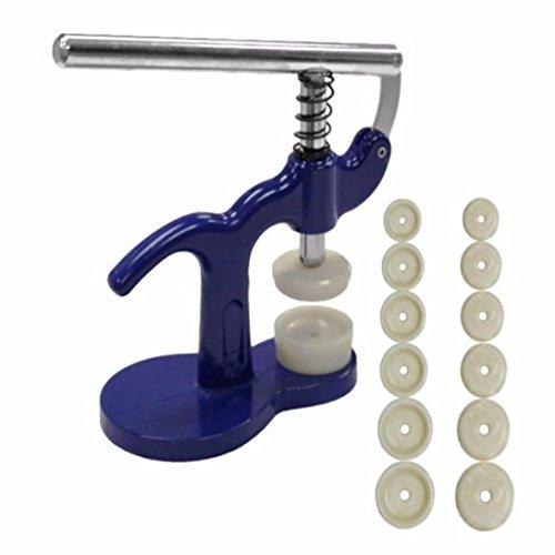 Reparaturtool fuer Uhren Ularmo Sehen Sie wieder naeher Uhrmacher Press Set Repair Tool Kunststoff RS Kristallglas