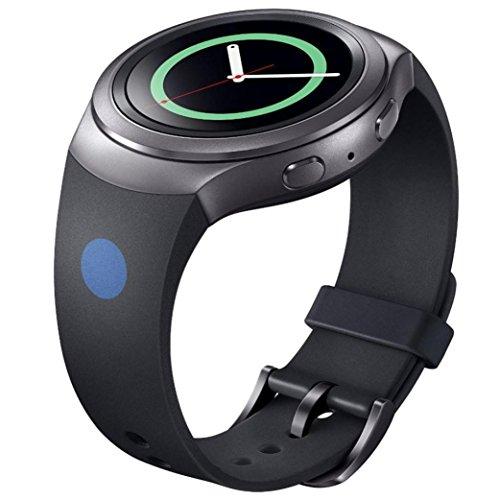 fuer Samsung Gear S2 SM 720 Ularmo Luxurioese Silikon Uhrenarmband Buegel