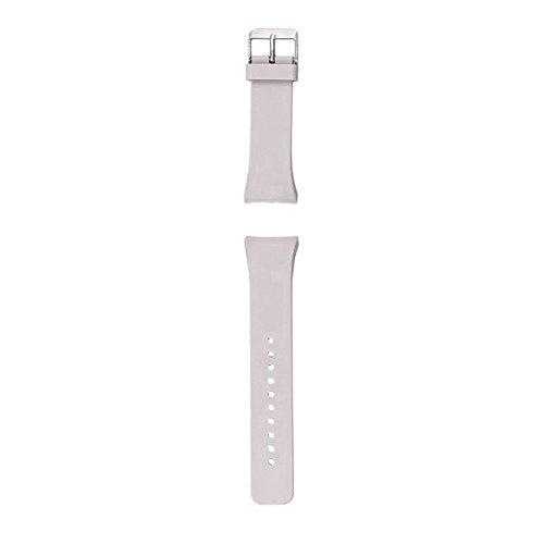Ularmo fuer Samsung Galaxy Gear S2 SM R720 Luxus Silikon Uhrenarmband khaki