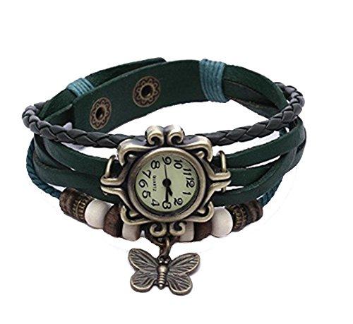 Yarbar Armbanduhr YBCIT YY SHOUBIAO 01 C GREEN