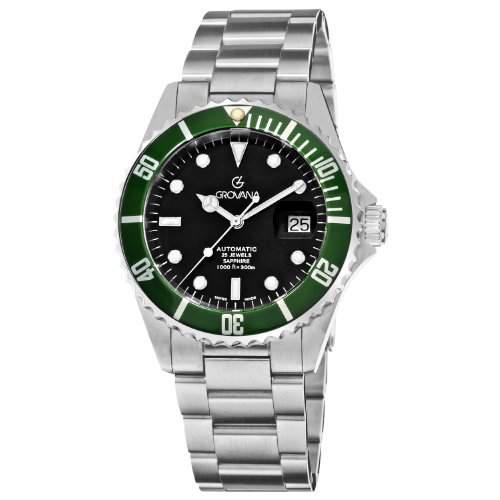 Grovana Herrenarmbanduhr Diver Automatic 15712134