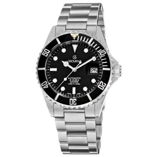 Grovana Herrenarmbanduhr Diver Automatic 15712137