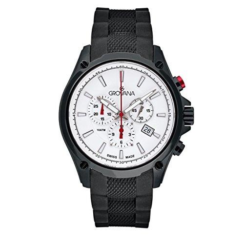 Grovana Contemporary Chronograph Saphirglas 1635 9872 zum Sonderpreis