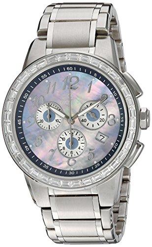 Grovana Unisex Armbanduhr Chronograph Quarz Edelstahl 2094 9735
