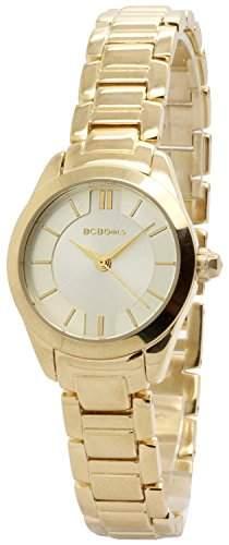 BCB Girls Damen-Armbanduhr XS Gold Rush Analog Edelstahl beschichtet GL4004