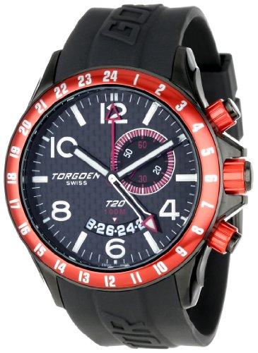 Torgoen Swiss T20306 Analog plastik schwarz T20306